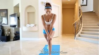 Ariana Marie comes home to fuck after a morning jog – Passion-HD