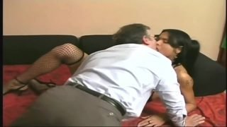 Jamila beautifull tranny girl fuck mature man