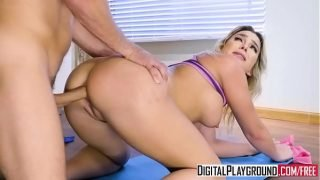 XXX Porn video – Downward Dog Blair (Williams Mick Blue)